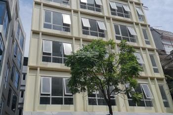 Cho thuê nhà MP kinh doanh gần đường Chiến Thắng, Hà Đông, 100m2, 5 tầng, tiện mọi ngành nghề