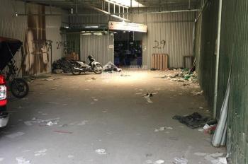 Cho thuê kho xưởng DT 400m2 khu vực Nguyễn Xiển,Thanh Xuân.Giá Thuê: 75k/m2