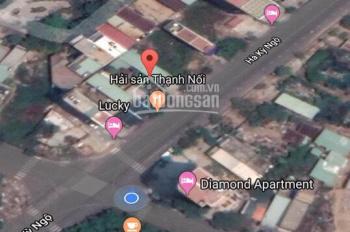 Bán 100m2 đất đường Hà Kỳ Ngộ, ngay ngã tư Hà Kỳ Ngộ và Hồ Thấu đối diện tòa căn hộ Diamond Land
