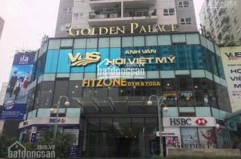 Chủ nhà cần bán CH Golden Palace - Lê Văn Lương, 96m2 (3PN, 2WC), giá 38,5 tr/m2. LH: 0987.459.22