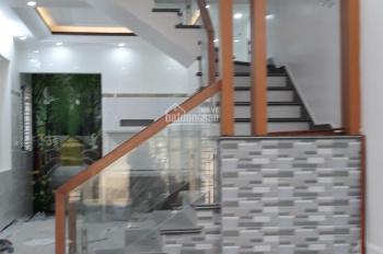 Bán căn nhà 4 tầng móng cọc khoan nhồi thiết kế đẹp đường World Bank Vĩnh Niệm Lê Chân Hải Phòng
