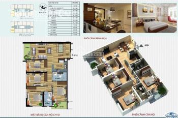 Chính chủ bán căn chung cư CT4 Vimeco, Nguyễn Chánh DT 148,2m2, giá 30tr/m2. CC: 0904 897 255