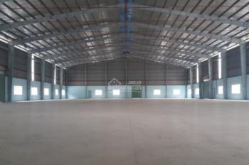 Cần cho thuê kho xưởng 10,000m2 mặt tiền đường Hương Lộ 2. LH 0938462668