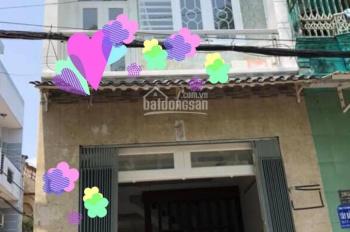 Cho thuê căn nhà 4m x15m đúc 1 tấm, Phạm Văn Chiêu vào 1x, nhà mới giá 9tr 1t, LH ngay, 0906617919
