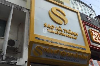 Chính chủ gửi bán nhà MT Huỳnh Văn Bánh, P.13, Q.Phú Nhuận. DT: 5,2x12m trệt 2 lầu, giá: 17,5 tỷ