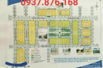 Bán đất trung tâm thị trấn Trảng Bom mặt tiền đường Nguyễn Trãi / 0888690579