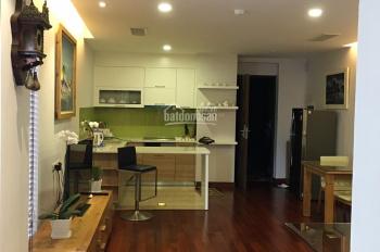 Cho thuê nhà mặt phố Bạch Mai, DT 90m2 x 4.5T, MT 4m + mặt ngõ, giá 70 tr/th. LH em Hiếu 0974739378