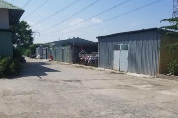 Cho thuê nhà xưởng mặt tiền đường Trịnh Quang Nghị, xã Phong Phú, huyện Bình Chánh, TP. HCM