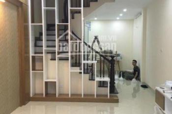 Nhà xây mới Văn Phú hướng mặt vườn hoa, ôtô vào nhà TK kinh doanh (40m*5T*4PN) hướng Nam, 3.8 tỷ