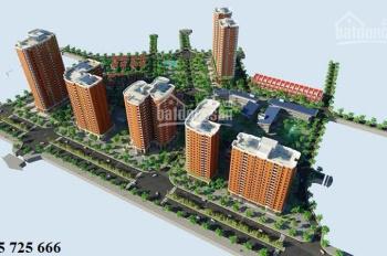 Cần bán căn hộ 45,5m2, CT2C, KĐT mới Nghĩa Đô