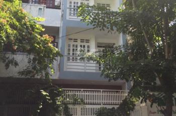 Cho thuê nhà HXT Chu Văn An mới căn 4x18m 2L 4P 5WC ST giá 30tr/th