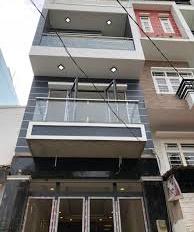 Bán nhà mặt tiền Kim Biên P13, quận 5 diện tích; 3.8x20m giá bán gấp 18.3 tỷ