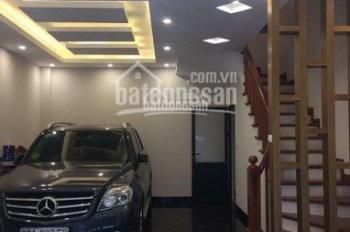 Bán nhà DT 45m2 * 5T xây mới phố Thịnh Liệt, Giáp Nhị, ô tô 7 chỗ vào nhà, nhà kinh doanh được
