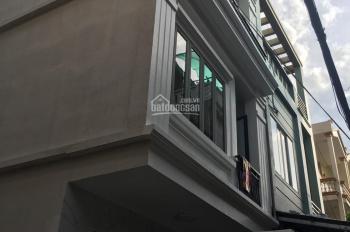 Bán Nhà 4 tầng đẹp 2 mặt ngõ ô tô vào tận cửa ở Chùa Hàng
