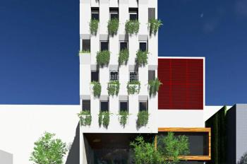Chính chủ cho thuê nhà mặt tiền Phố Huế, dt 250m2, xây 8 tầng có hầm, MT 9m, giá 450tr/tháng