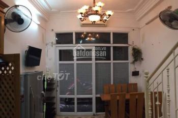 Cho thuê nhà riêng 30m2 x 4 tầng có 3PN, đường Hoàng Hoa Thám, giá 7tr/th, LH: 0902065699