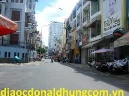 Cần tiền bán gấp MT Huỳnh Văn Bánh, P12, Phú Nhuận, 6.5x14.5m, GPXD H+ 6L. Giá 24.5 tỷ 0906413178