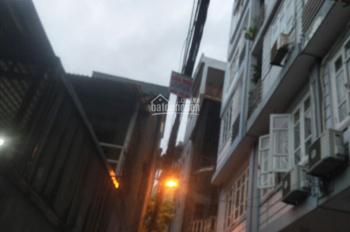 Bán nhà phố Giáp Bát siêu to, DT 48,6m2, 5 tầng, ngõ 2 ô tô tránh nhau, giá 5 tỷ 7