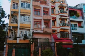 Nhà kinh doanh CHDV, 4 tầng sân thượng có thang máy tại đường Út Tịch, P.4