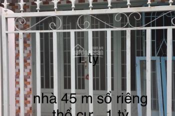 Bán căn nhà nhỏ xinh xã Đại Phước, 42m2, giá 1 tỷ