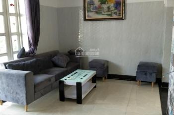 Biệt thự mini (20tr), 1 lầu, 2 phòng, nội thất đủ, ô tô quay đầu, gần Trần Não Q. 2; 0902.383.789