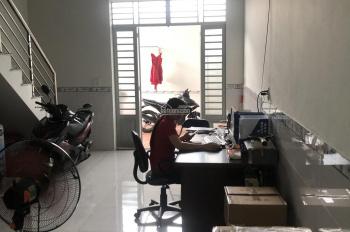 Cho thuê nhà giá rẻ 6tr/tháng, 1 trệt 1 lầu, rộng 60m2, 2 phòng ngủ, KDC Phú Hòa, LH 0911.645.579