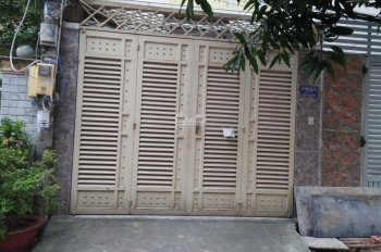 Bán đất có nhà cấp 3, hẻm xe hơi phường 6, quận Gò Vấp