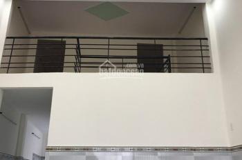 Bán nhà Q12, SHR, kế Gò Vấp, giá 2,5 tỷ, ngã tư Ga, P. Thạnh Xuân