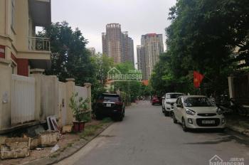 Rẻ quá 50 m2 đất Làng Việt Kiều Châu Âu, Mỗ Lao, lô góc 2 mặt đường KĐT rộng 10 m có vỉa hè