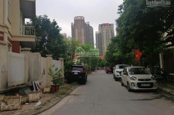 Rẻ quá 50 m2 đất Làng Việt Kiều Châu Âu, Mỗ Lao, lô góc 2 mặt đường KĐT rộng 10m, có vỉa hè