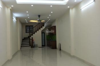 Bán nhà khu phân lô Đền Lừ, Hoàng Mai, 55m2, 5 tầng, giá 6.45 tỷ, ô tô đỗ cửa, KD tốt. 0913571773