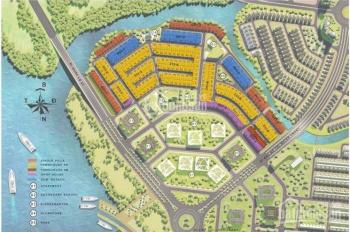 Nhà phố liền Aqua City, 1 trệt 2 lầu, 160m2, trả trước 900 triệu, thanh toán trong vòng 4 năm