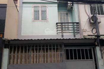 Bán nhà 2 mặt tiền đường Lê Văn Quới, Bình Tân, 40m2 giá 2tỷ7 có sổ hồng. LH: 0938173580