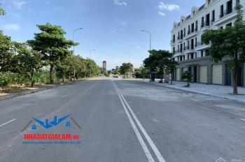 Bán căn góc 190m2 shophouse suất ngoại giao khu nhà phố dự án Thuận An Central Lake, Trâu Quỳ