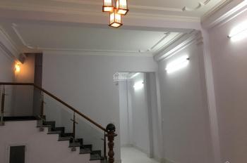 Nhà 1 trệt 1 lầu hẻm xe hơi đường 16, Linh Chiểu, 2 phòng ngủ, 2WC, ngang 4,5m giá 3tỷ2