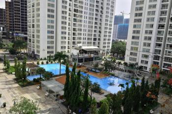 Cho thuê căn hộ Hoàng Anh Gia Lai 3, 99m2, 2 phòng ngủ, 2 WC, nhà trống giá 8,5 triệu/tháng