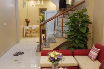 Quá đẹp! Nhà mới phố Lê Thanh Nghị – 45M2 * 5T * 4,7 TỶ - Yên tĩnh, có sân để xe – 0987323163