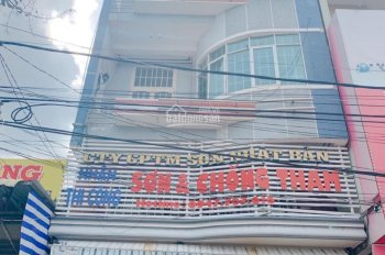 Cho thuê nhà 1 trệt, 1 lửng, 3 lầu mặt tiền đường Nguyễn Văn Cừ - Giá rất tốt với 1 mặt bằng DT đẹp