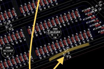chính chủ bán liền kề A1.2 LK8 ô 3x kdt thanh hà cienco5 hà đông LH0973209988 &0979773833