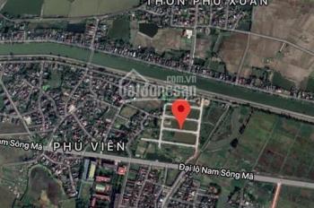 Bán đất nền có sổ đỏ Đại lộ Nam Sông Mã, cách bãi biển Sầm Sơn 6km, chỉ từ 7 tr/m2. LH 0971168992