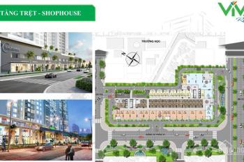 Shophouse Viva Riverside mặt tiền Võ Văn Kiệt, Quận 6