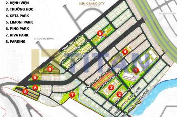 Sở hữu vĩnh viễn nhà phố thương mại tại dự án Sun Grand City Nam Phú Quốc, thuộc tập đoàn Sungroup