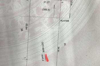 Mặt tiền Đại Lộ Bình Dương, DT: 3045,4m2, TC 300m2