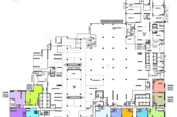Cần share 40 - 70m2 mặt bằng tầng 1 lô S2 S006, S3 S001 nằm ở trung tâm nội khu & mặt hồ