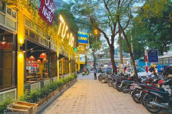 Nhà mặt phố Thái Phiên S = 39M² x 1T, MT: 5M vị trí cực đẹp gần vincom