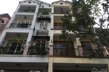 CHDV hẻm 6m Nơ Trang Long, thu nhập 55tr/th. DT=5x18m NH 6m 5 tầng kiên cố