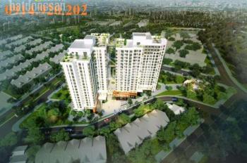 Chính chủ gửi bán 2 căn hộ Thủ Thiêm Garden 52m2 giá 1,53 tỷm 61m2 giá 1,75 tỷ, vị trí đẹp
