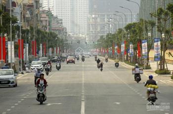 Bán nhà mặt phố Nguyễn Văn Huyên 60m2, nhà xây 8 tầng, thang máy. Giá 16.5 tỷ