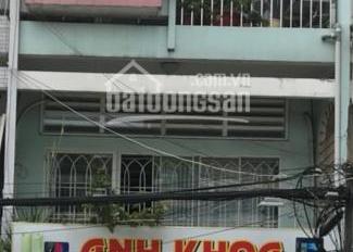 Bán nhà 3 tầng 132m2, mặt tiền đường Hưng Phú, phường 10, quận 8