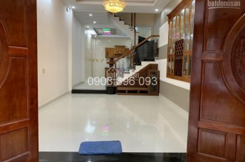 Nhà bán Gò Vấp, p13, khu nhà lầu đồng bộ đường Lê Đức Thọ, nhà mới rất hiện đại. Giá 5.75 tỷ TL